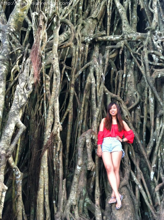 Enchanted at Balete Park, Maria Aurora