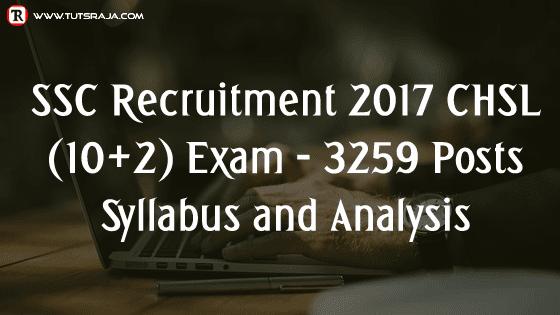 Syllabus and Analisis