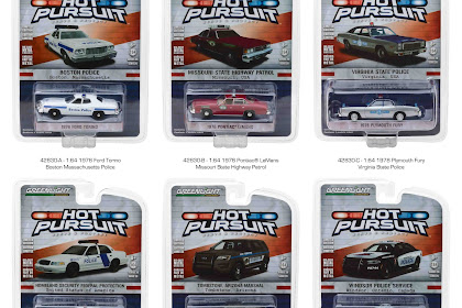Greenlight Hot Pursuit Series 26