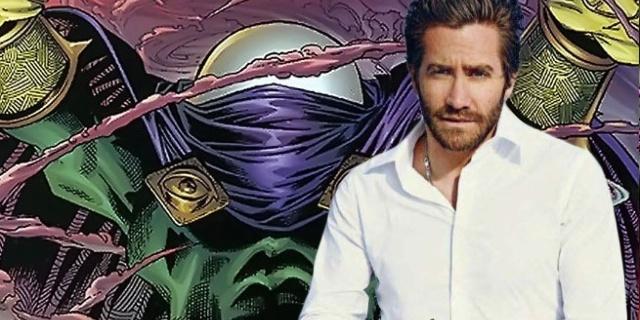 Jake Gyllenhaal en conversaciones para actuar como Misterio en la secuela de Spider-Man: Homecoming