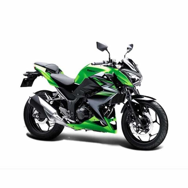 Spesifikasi Dan Daftar Harga Motor Kawasaki Z250 Terbaru