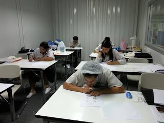 แผนการอบรมภาษาอังกฤษขั้นพื้นฐานสำหรับพนักงานขายและใช้ในการทำงานทั่วไป