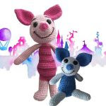 http://www.craftsy.com/pattern/crocheting/toy/piglet--baby-piglet-free-crochet-/151666?rceId=1445283604495~5sednnqg