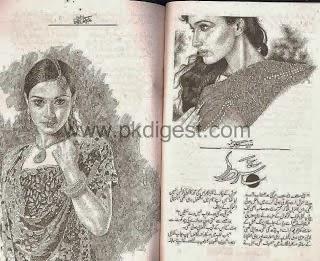 Shart novel Nabila Aziz