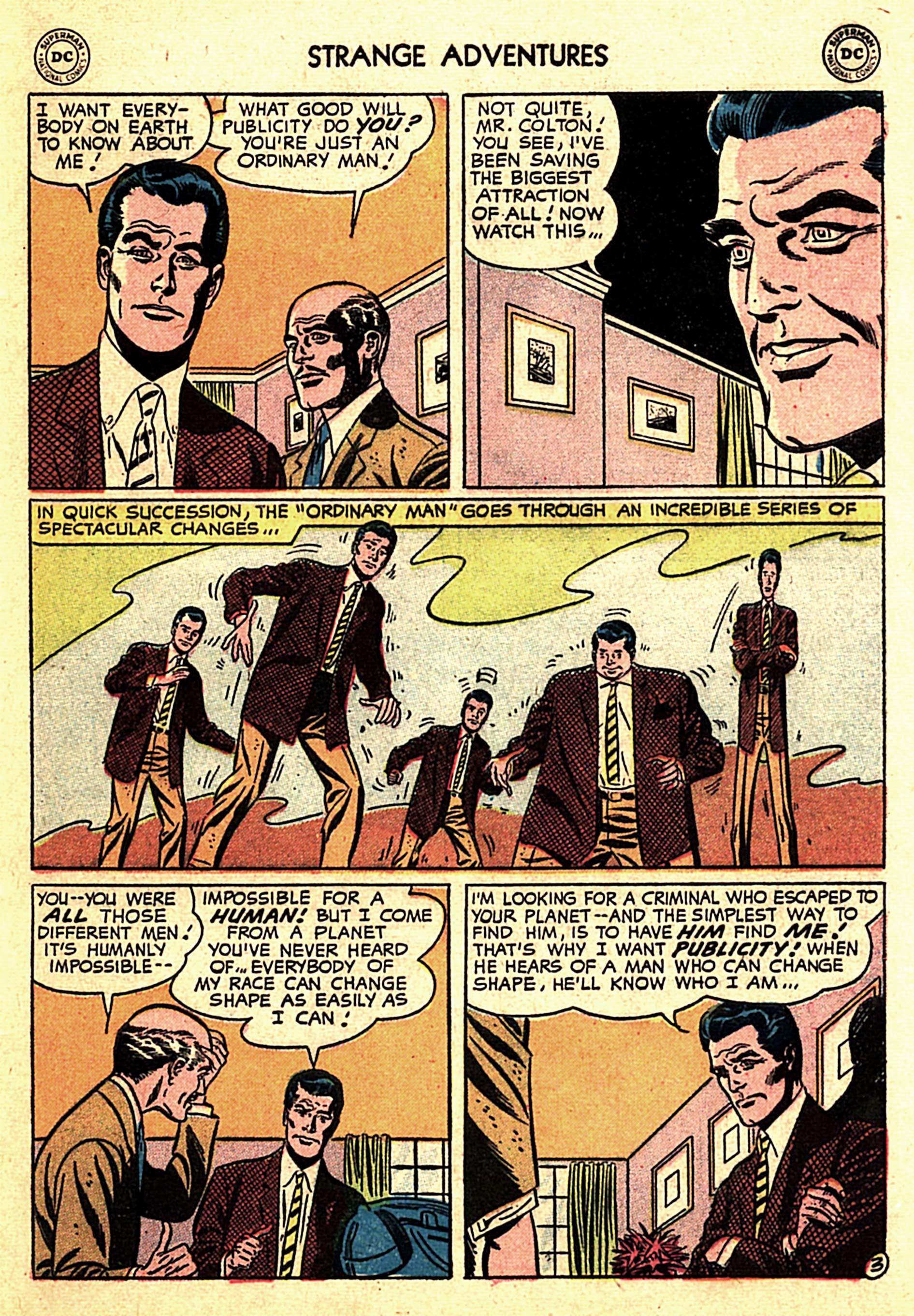 Strange Adventures (1950) issue 66 - Page 29