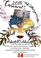 Villargordo - Carnaval 2018