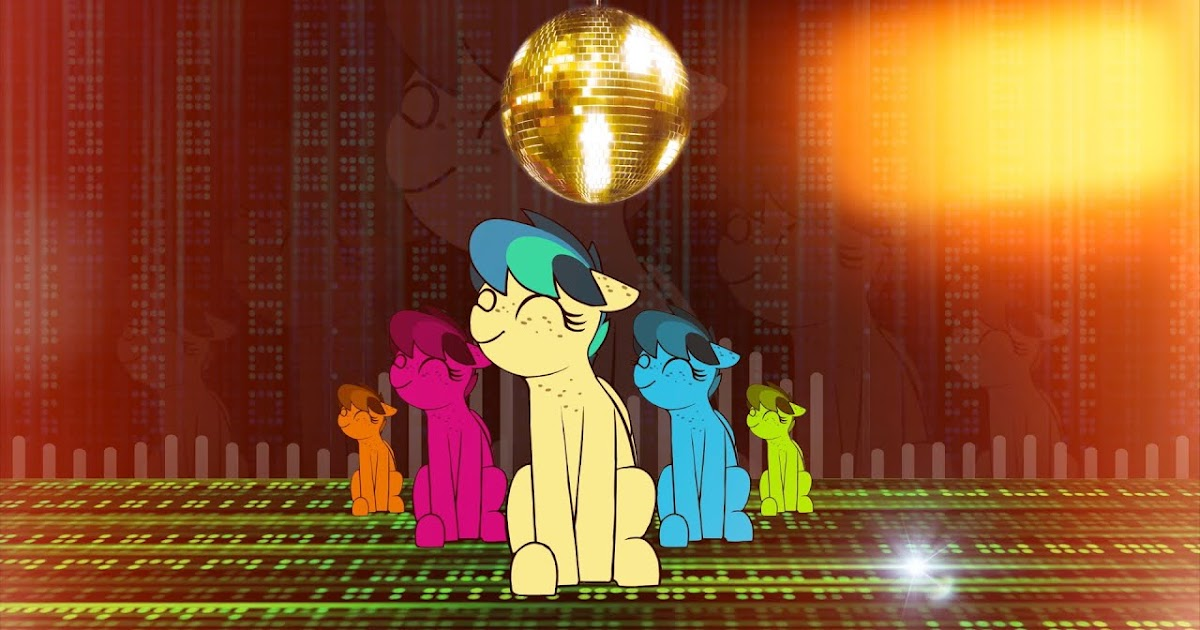 Equestria Daily Mlp Stuff Apogee Wants To Dance