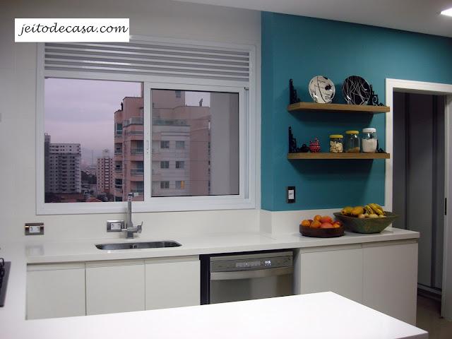 cozinha - atual- apartamento
