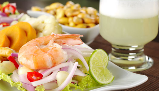 El Gourmet Urbano comida peruana