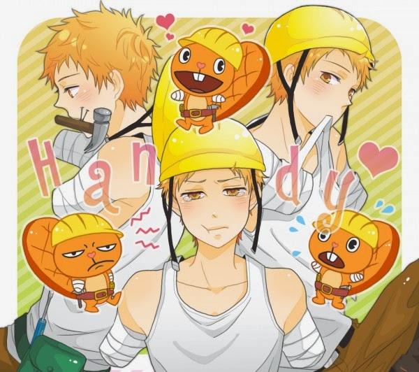 Kumpulan Gambar Happy Tree Friends Anime Gambar Lucu Terbaru