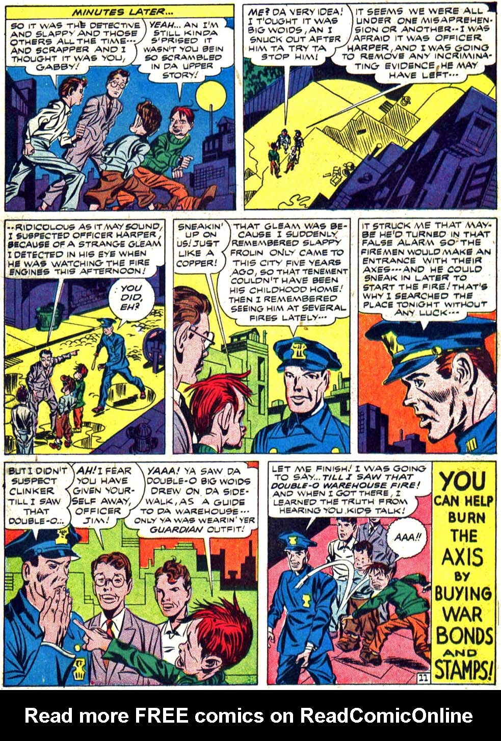 Star Spangled Comics (1941) issue 27 - Page 13