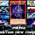 Testing HERO New Cards Vision HERO Vyon Post Premium Pack 19