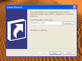 كيفية عمل اختصار لإيقاف الكمبيوتر او اعادة تشغيله بضغطة واحدة