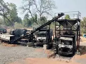 Gadchiroli Naxal attack: 16 Security personnel Killed in IED Blast