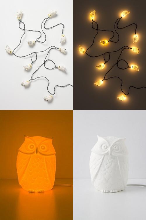 My Owl Barn Anthropologie Owls