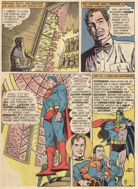 Read online World's Finest Comics comic -  Issue #142 - 11