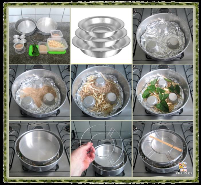 Defumando peixes em casa 4