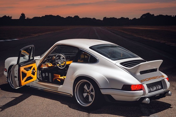 Porsche 911 964 preparado por Singer