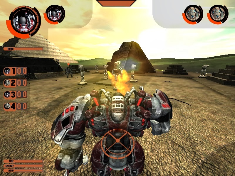 Battle Rage The Robot Wars Game Free Download Full Version ...