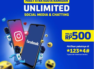Masing masing penggun kartu prabayar yang akan membeli paket internet pasti menginginkan  Paket Internet XL Murah Aktifkan Paket Xtra Kuota Ramadhan 2020