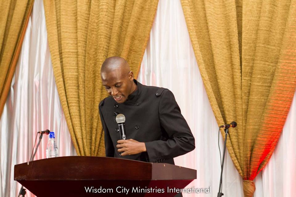 2017 Wisdom Conference Day - Stepping Up In Terms Of Church Growth By Apostle Pride Sibiya with Dr. M. G. Chirisa