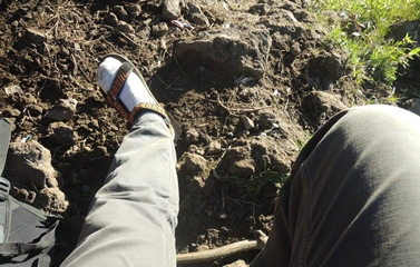 review sandal gunung eiger