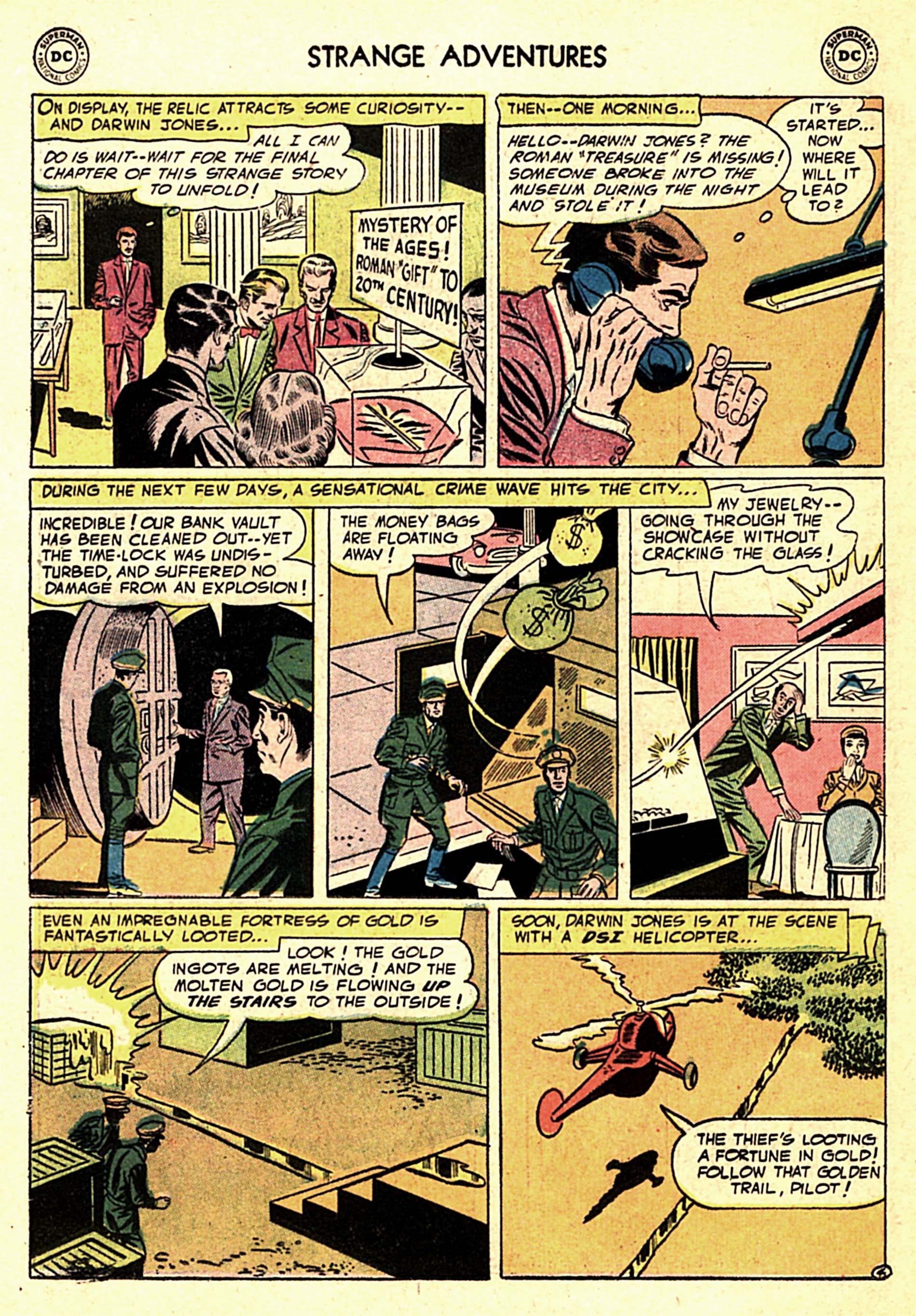 Strange Adventures (1950) issue 66 - Page 22
