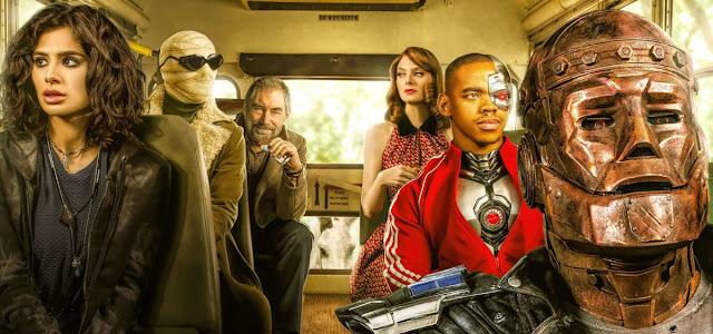 HBO Max revela o primeiro trailer da segunda temporada de 'Doom Patrol'
