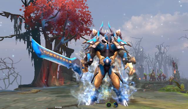 Heavenly Sword Doom