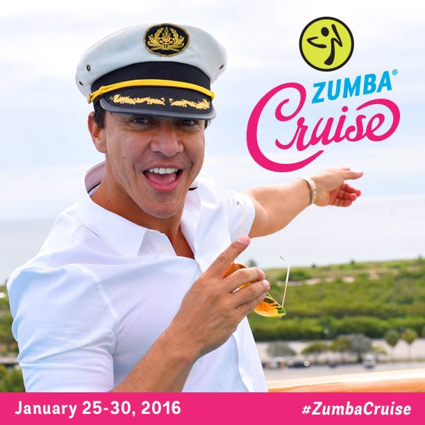 JOIN ME ON THE ZUMBA CRUISE