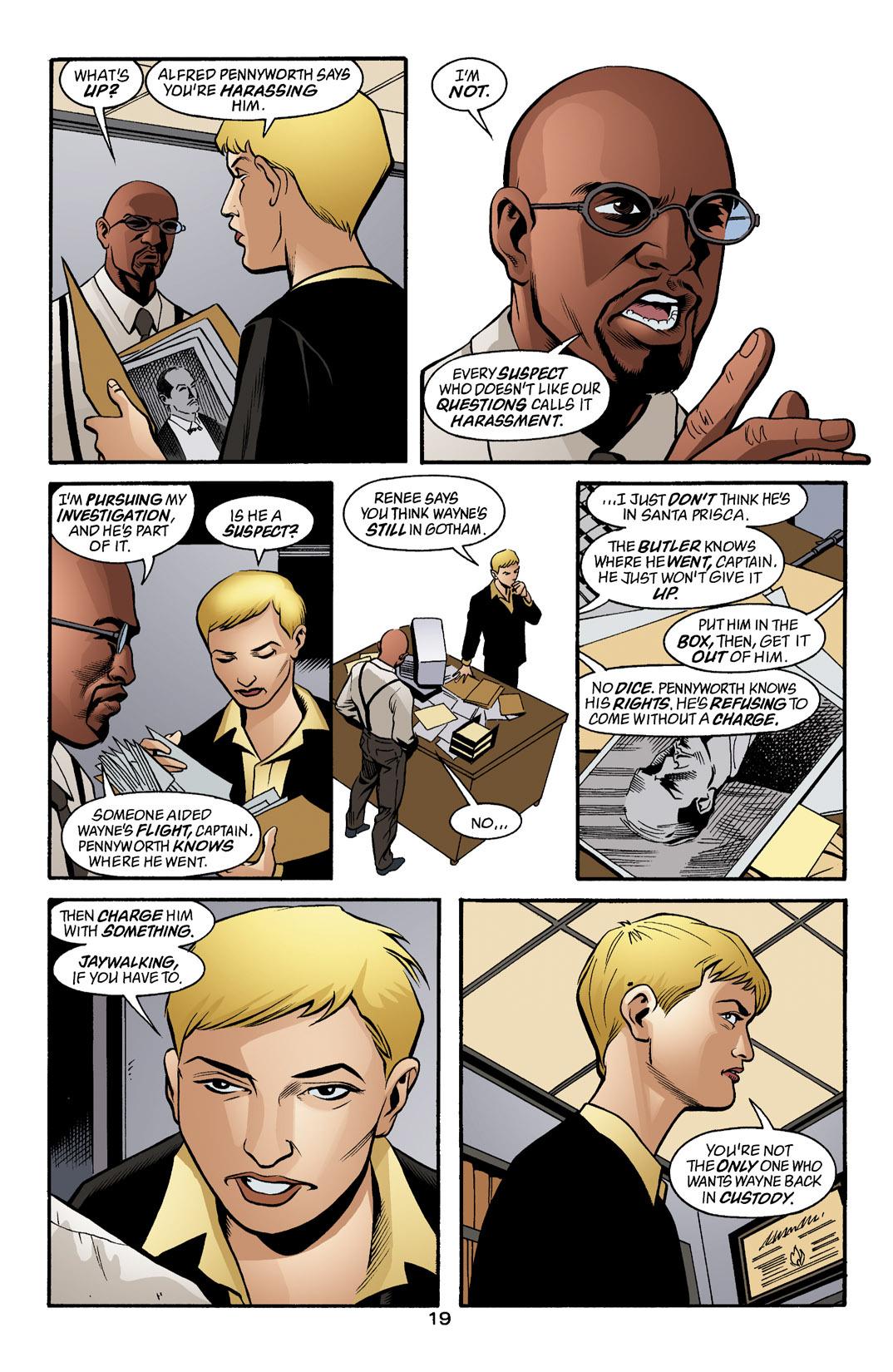 Detective Comics (1937) 771 Page 19