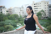 Vasavi Reddy glamorous photo shoot gallery-thumbnail-1