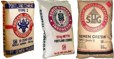 Produksi Semen Indonesia - berbagaireviews.com