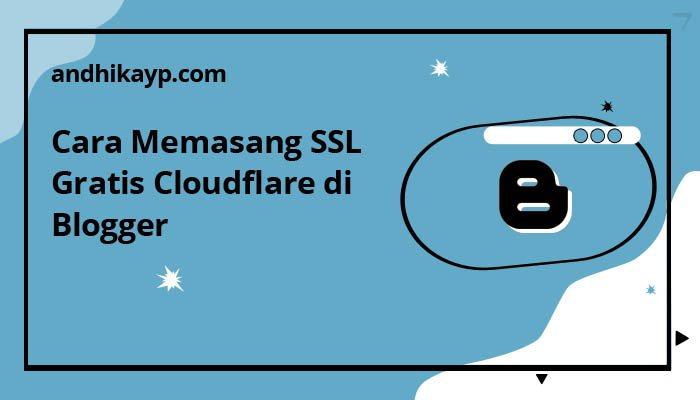 cara memasang ssl cloudflare di-blog