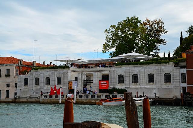 Muzeum Peggy Guggenheimové v paláci Vernier dei Leoni, Benátky