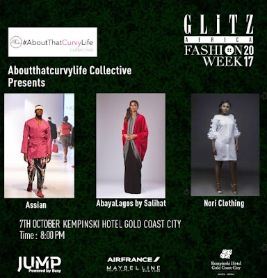 Latasha Ngwube?s #AboutThatCurvyLife collective set to make history again at Glitz Africa Fashion Week 2017