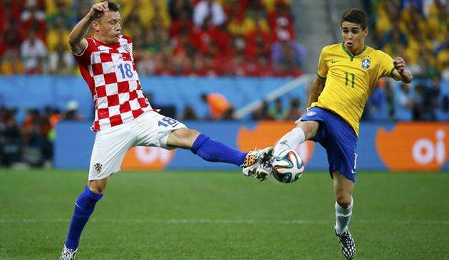 يلا شوت مشاهدة مباراة البرازيل وكرواتيا
