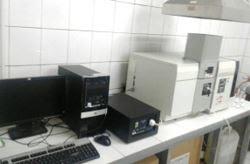 Alat AAS - Laporan Penentuan Kadar atau Konsentrasi Ca Metode AAS