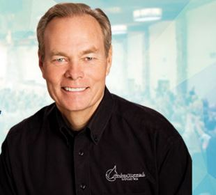 Andrew Wommack's Daily 13 October 2017 Devotional - Let God Minister To You