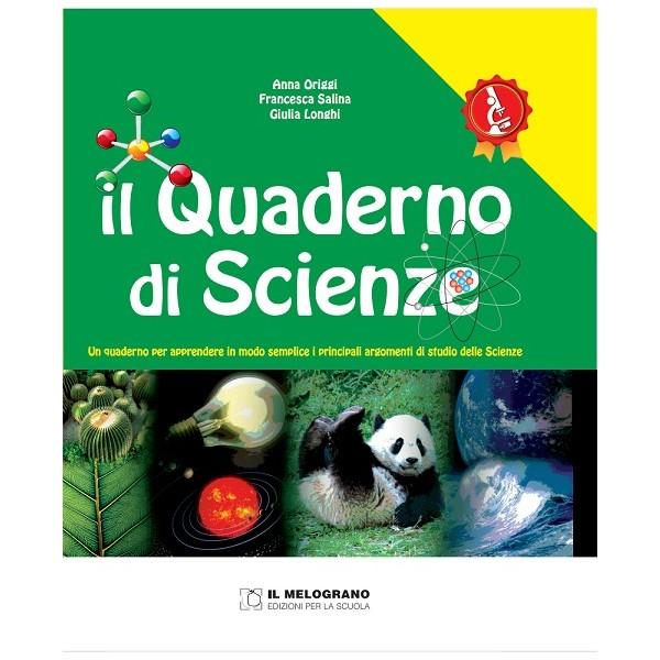 """abbastanza Pedagogia e didattica: Recensione: """"Il quaderno di Scienze"""" di  LC67"""
