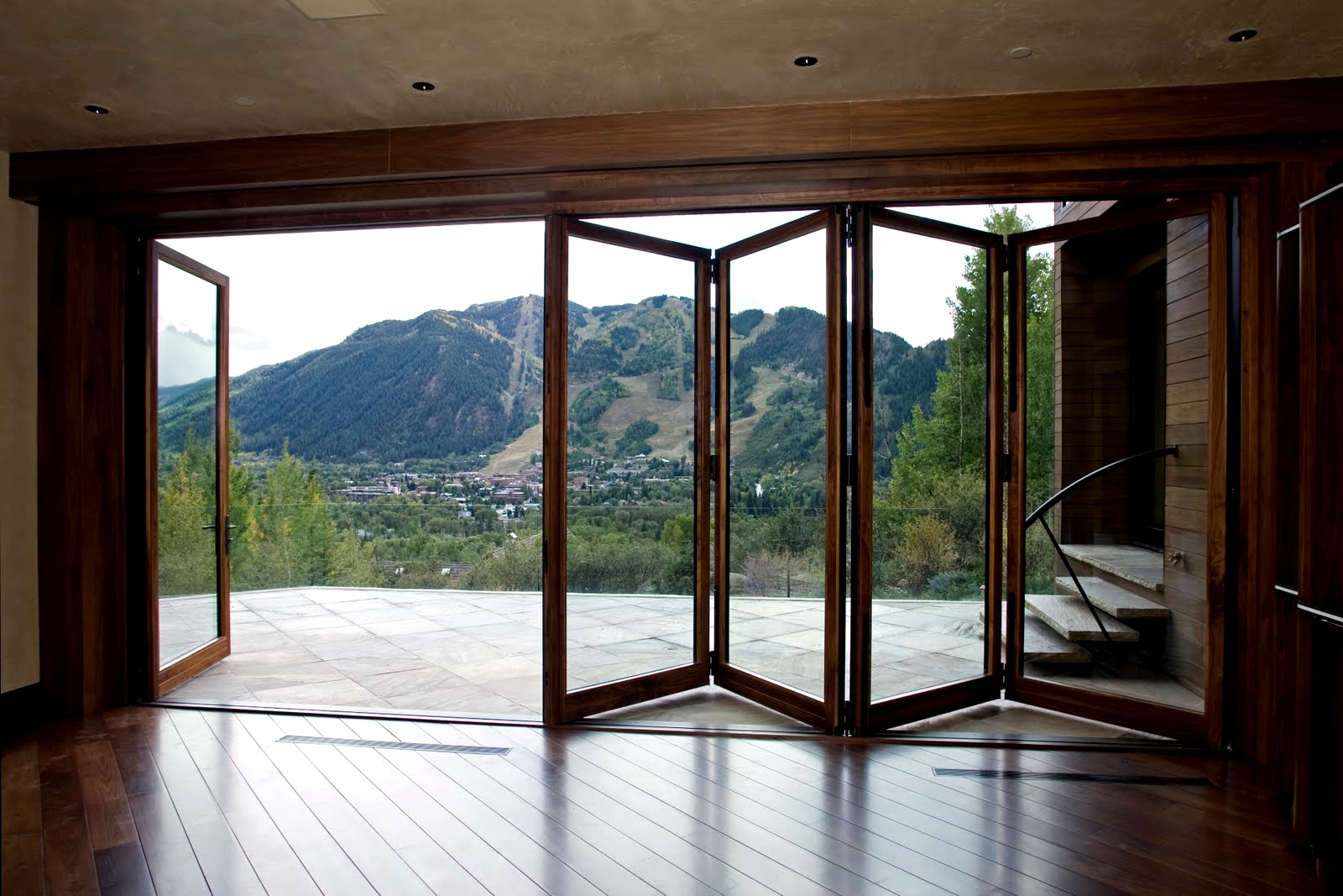 Folding inspiring home decor