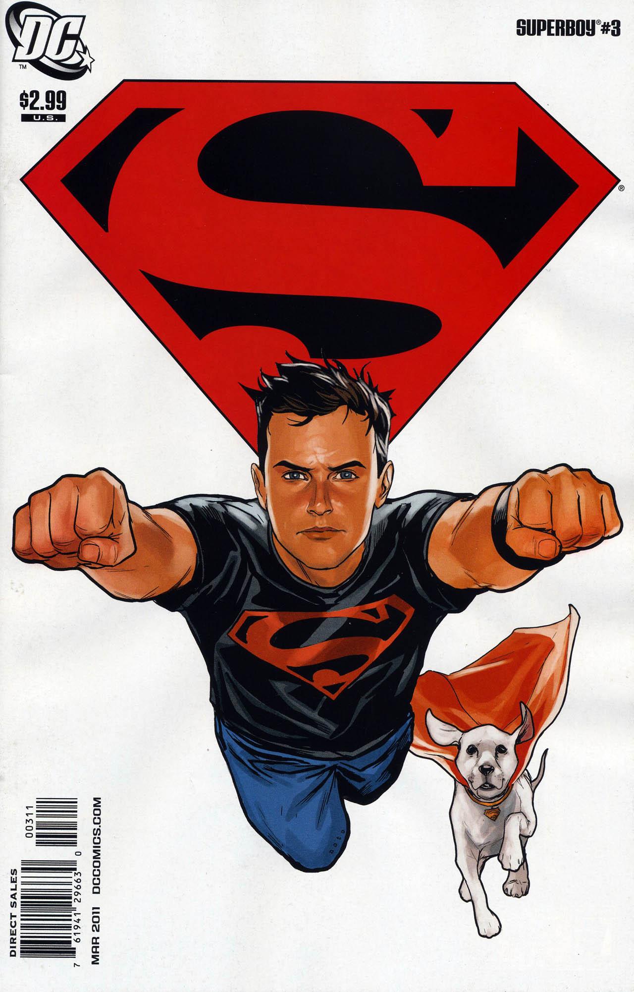 Superboy [I] Issue #3 #3 - English 1