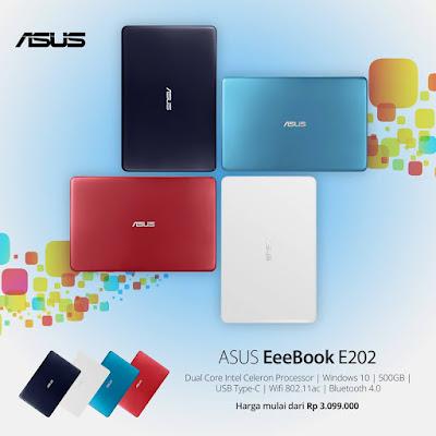 Tersedia dalam pilihan warna Silk White, Dark Blue, Lightning Blue dan Red Rouge.