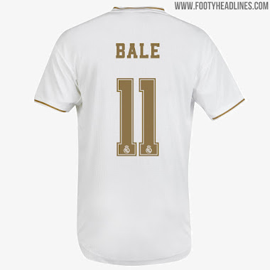 new product 5bd4c 52a07 Hazard Confirmed?! Classy Real Madrid 19-20 Kit Font ...