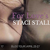 Release Blitz - For Love's Sake by Staci Stallings