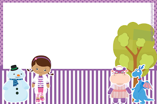 Doc McStuffins: Free Printable Mini Kit.