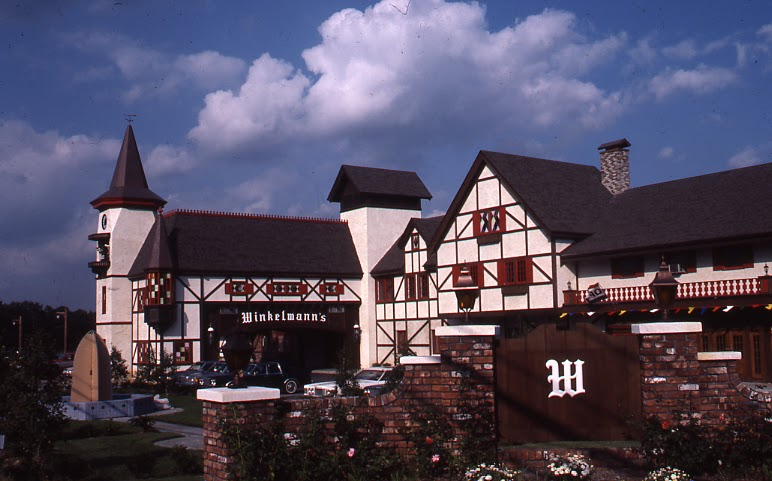 Winkelman S Restaurant Lakewood Also Known As The Castle Though I Can T Remember If It Was Before Or After That