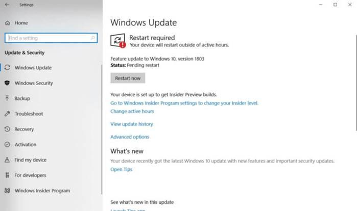 Cara Mengatur Ulang Windows Update Pada Windows 10