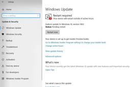 Cara Mengatur Ulang Windows Update Pada Windows 10