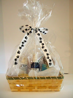 Muddy Paws Gift Set for that dog lover, also donate to your favorite rescue and we will donate too by Easy Life Inspiration